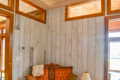 Weathered White Barn wood Paneling