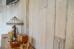 Weathered White Barnwood Paneling