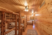 Bunk Beds & Prefinished Knotty Pine