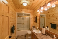 Prefinished Pine Bathroom